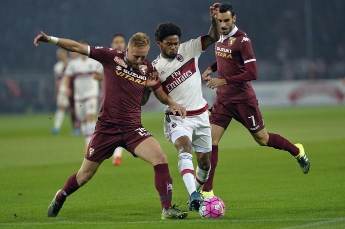 Luiz Adriano Milan Torino (Foto: AP)
