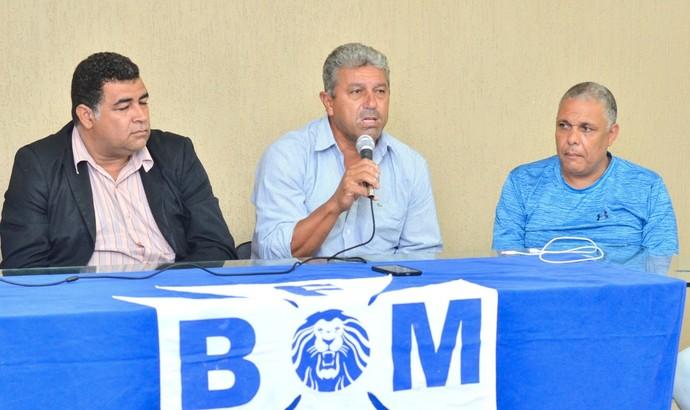 Gilberto Pereira trabalhará pela primeira vez no futebol carioca (Foto: Divulgação)