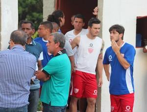 Mogi Mirim x Santa Cruz Série C Romildão (Foto: Guto Marchiori)