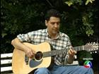 Corpo de Geraldo Roca, compositor de 'Trem do Pantanal', é velado em MS