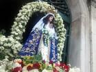 Jacareí celebra dia da Padroeira com missa, procissão e festa