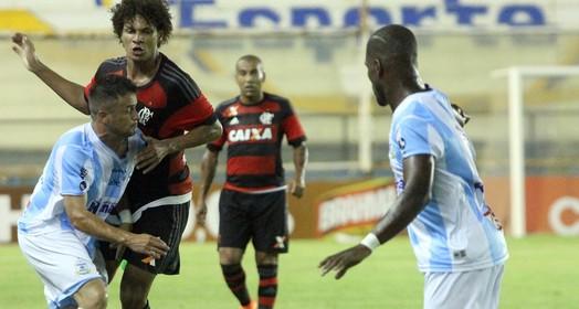 pode mais (Tiago Ferreira / Macaé Esporte)
