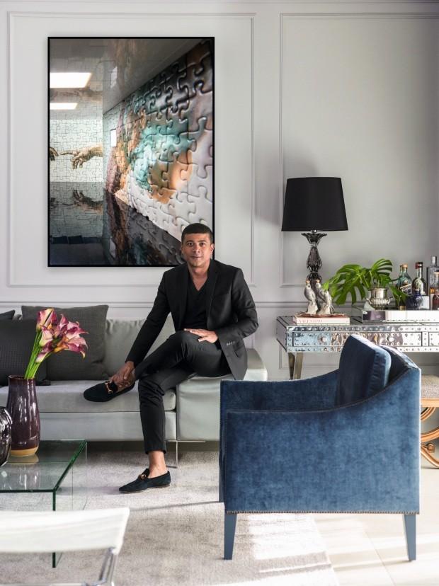 Giro Casa Vogue: Wesley Lemos  (Foto: Valentino Fialdini)