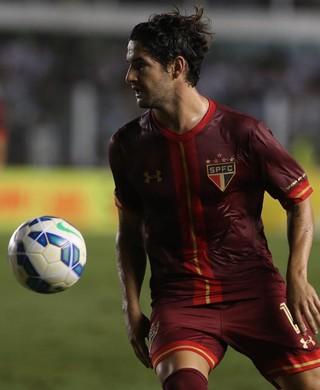 Alexandre Pato São Paulo (Foto: Rubens Chiri / Site oficial do São Paulo FC)