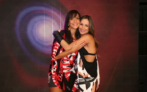 Ivete Sangalo e Cláudia Leitte