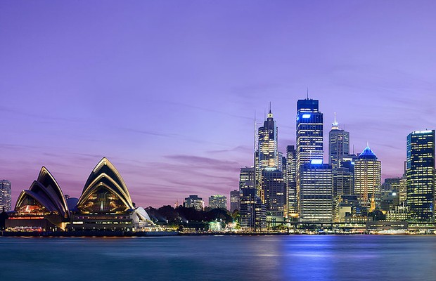 Sydney - Austrália (Foto: (Foto: Diliff / Wikipedia))
