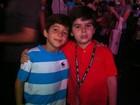 Crianças pedem de presente show de Charlie Brown Jr. e Pitbull, no Ceará