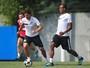 Com Elano, Dorival testa Santos para estreia na Copa do Brasil fora de casa