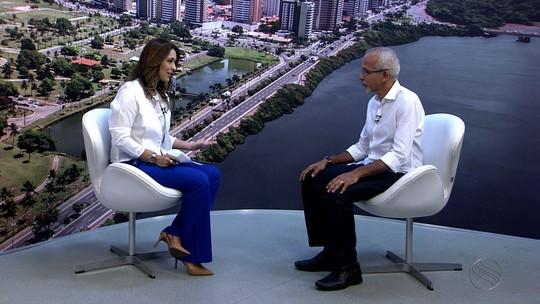 Edvaldo Nogueira conversa sobre os desafios que vai enfrentar pela frente