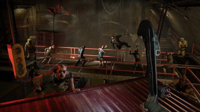 Dying Light: primeiro DLC traz nova missão em porto (Foto: Divulgação)