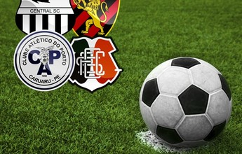 Jogos de ida das semifinais do PE sub-20 serão realizados neste sábado