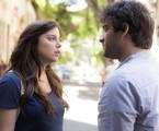 Marina (Alice Wegmann) e Tiago (Humberto Carrão)    Raphael Dias/Gshow