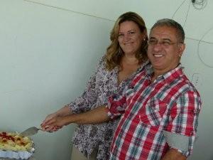 Casal comemora 22 anos de casamento após ajuda de Santo Antônio (Foto: Arquivo Pessoal)