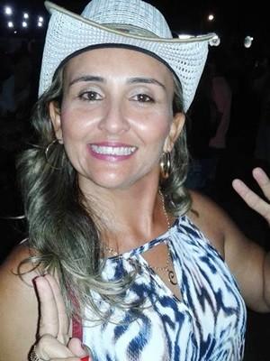 Maria do Socorro Morais, esfaqueada em São João do Sabugi, tinha 37 anos  (Foto: Arquivo Pessoal)