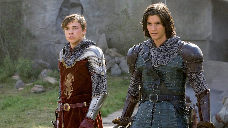 Pedro e o Príncipe Caspian  (Foto: Divulgação)