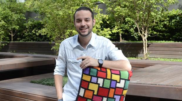 Tiago viu novas oportunidades e criou a Olist, plataforma de gerenciamento de produtos e encomendas e que serve como ponte entre empreendedores e grandes redes de varejo (Foto: Divulgação)
