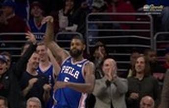 Noite de 14 jogos tem toco do aro em LeBron, Westbrook pegando fogo contra os Warriors e massacre dos Rockets