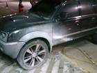Morador tem carro pichado de branco após confusão com pintor em Peruíbe