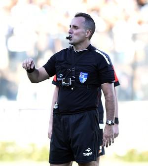 Leonardo Garcia Cavalero - árbitro GoPro (Foto: André Durão)