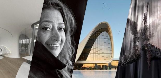 Zaha Hadid (Foto: Divulgação)