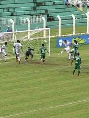 Cuiabá vence Cacerense pelo Mato-grossense 2013 (Foto: Reprodução/TVCA)