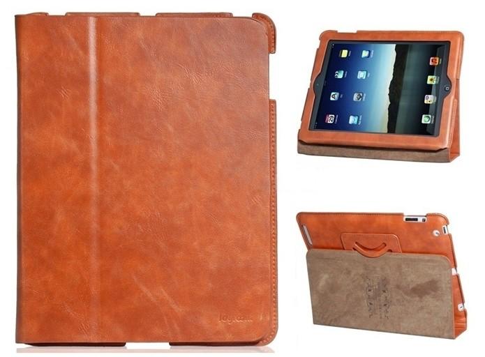 Capa de curo sintético para iPad 4 (Foto: Divulgação/Loja Império)