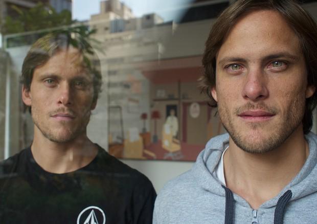 Fernando e Ricardo Whately (Foto: Nina Keller/ Divulgação)