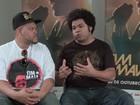 Babu Santana e Robson Nunes dizem que imitar Tim Maia era proibido
