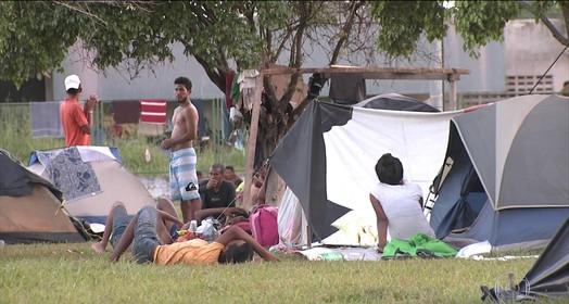 apenas um abrigo (Rede Globo)