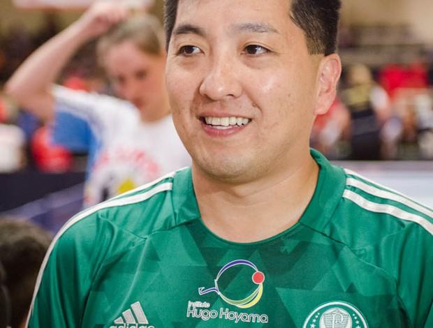 Hugo Hoyama nos Jogos Abertos do Interior, em Bauru (Foto: Vitor Garcia/JAB 2012)