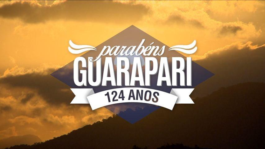 Aniversário de Guarapari (Foto: Divulgação/ TV Gazeta)