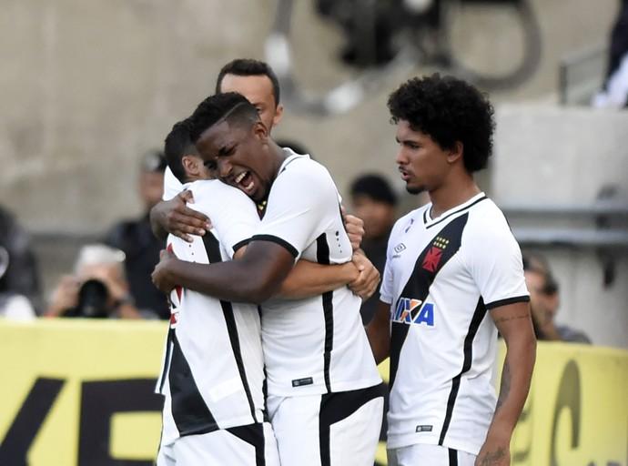 Vasco x Ceará Thalles Gol Maracanã (Foto: André Durão)