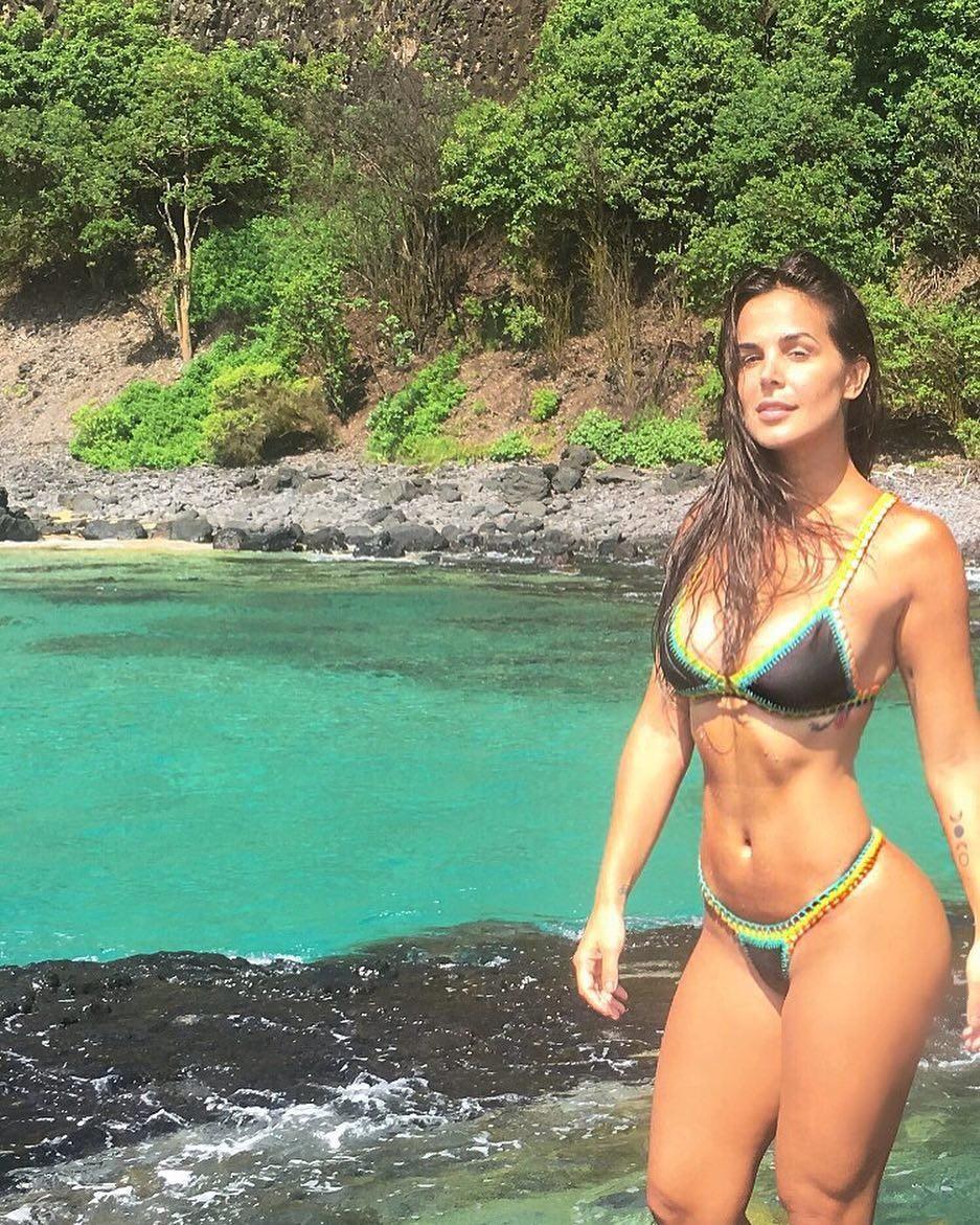 Robertha Portella em foto no Instagram (Foto: reprodução/Instagram)