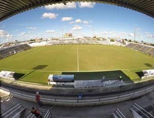 Estádio Coaracy da Mata Fonseca, em Arapiraca (Foto: Ailton Cruz/ Gazeta de Alagoas)
