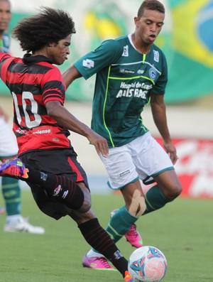 Atlético-GO 1 x 1 Goiás, Goianão 2013 (Foto: Renato Conde/O Popular)
