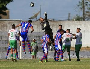 Miguelense x Itabaiana, em São Miguel (Foto: Ailton Cruz / Gazeta de Alagoas)