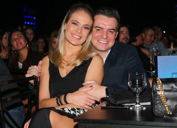 Thais Pacholek e Belutti (Foto: Manuela Scarpa/Brazil News)