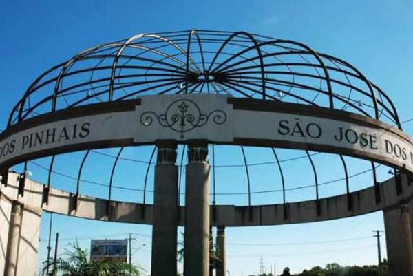 São José dos Pinhais comemora 323 anos de História (Foto: Divulgação/Prefeitura)