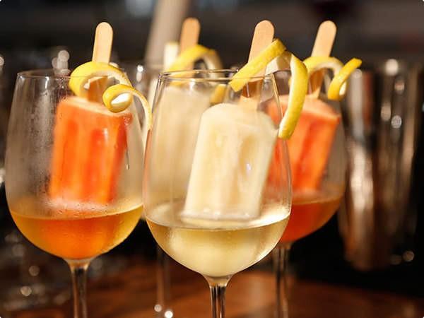 Drink Babilônia leva vinho e espumante (Foto: Tv Globo/Gshow)
