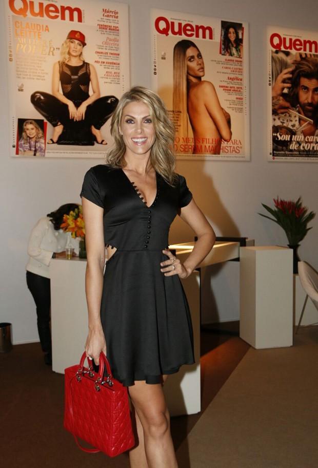 Ana Hickmann (Foto: Marcos Rosa/Ed. Globo)