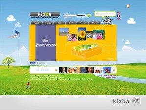 how to download video from kizoa