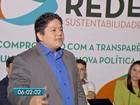 Rede oficializa Roberto Oshiro como candidato a prefeito da capital de MS