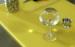 Drinque Martini clássico