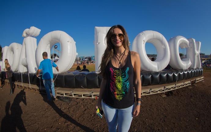 Jéssica Perico para foto do Gshow (Foto: Mateus Rigola/Gshow)