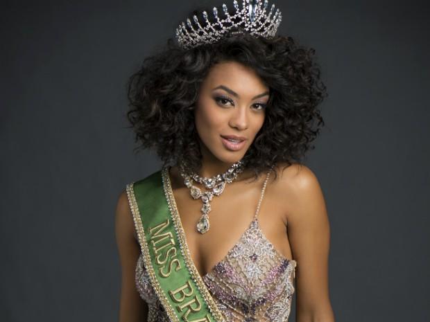 Raissa Santana foi eleita Miss Brasil em outubro passado (Foto: Danilo Borges/Casé Assessoria)