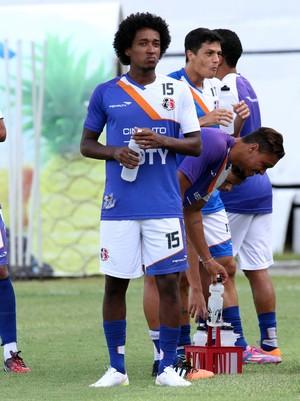 Guilherme Biteco santa cruz (Foto: Aldo Carneiro / Pernambuco Press)