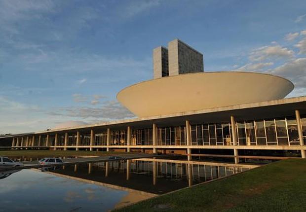 A Câmara dos Deputados ; Congresso (Foto: Gervásio Baptista/Agência Brasil)