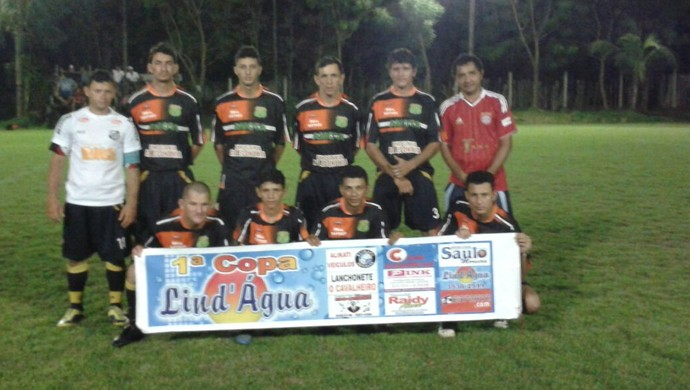 Taça Ariquemes de Futebol 7 (Foto: Thiago /Arquivo pessoal)