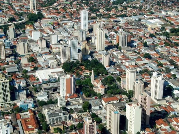 Presidente Prudente (Foto: Divulgação/Prefeitura)