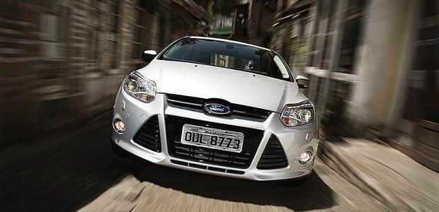 Ford Focus Sedã 2014 (Foto: Fabio Aro/Autoesporte)